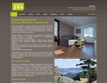 Apartmány 294