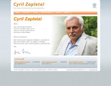 Cyril Zapletal